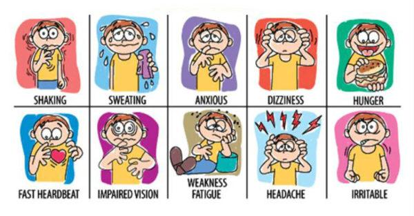 sintomi ipoglicemia